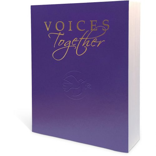 Voices Together – Large Print Edition
